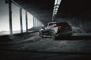 Honda HR V Black Edition Back 300x200 - Honda Announce HR-V Black Edition - Honda Announce HR-V Black Edition