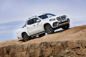 Mercedes X Class Front 300x200 - Mercedes Reveal the X-Class Pickup Truck - Mercedes Reveal the X-Class Pickup Truck
