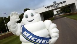 Michelin Man Goodwood Festival Of Speed carwitter 260x150 - Michelin make some car connections at Goodwood FoS - Michelin make some car connections at Goodwood FoS