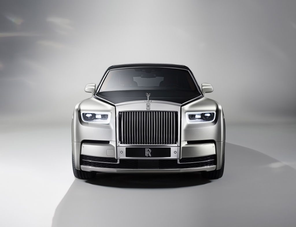 Rolls Royce 2018 Phantom Front 1024x786 - Rolls-Royce Reveal All-New Phantom - Rolls-Royce Reveal All-New Phantom