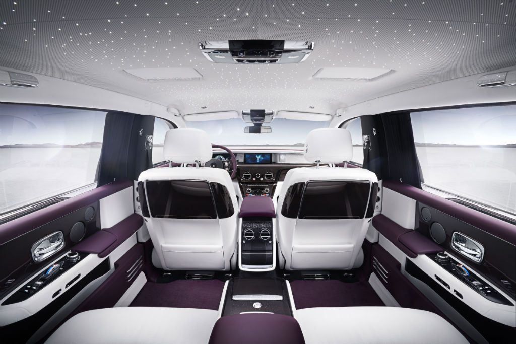 Rolls Royce 2018 Phantom Interior 1024x683 - Rolls-Royce Reveal All-New Phantom - Rolls-Royce Reveal All-New Phantom