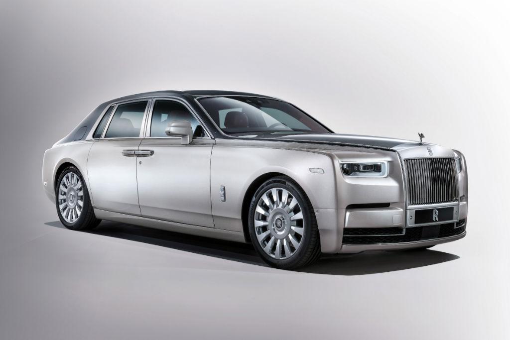 Rolls Royce 2018 Phantom Main - Rolls-Royce Reveal All-New Phantom - Rolls-Royce Reveal All-New Phantom