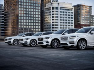 Volvo Range 2017 300x226 - Volvo to Electrify Every Car from 2019 - Volvo to Electrify Every Car from 2019