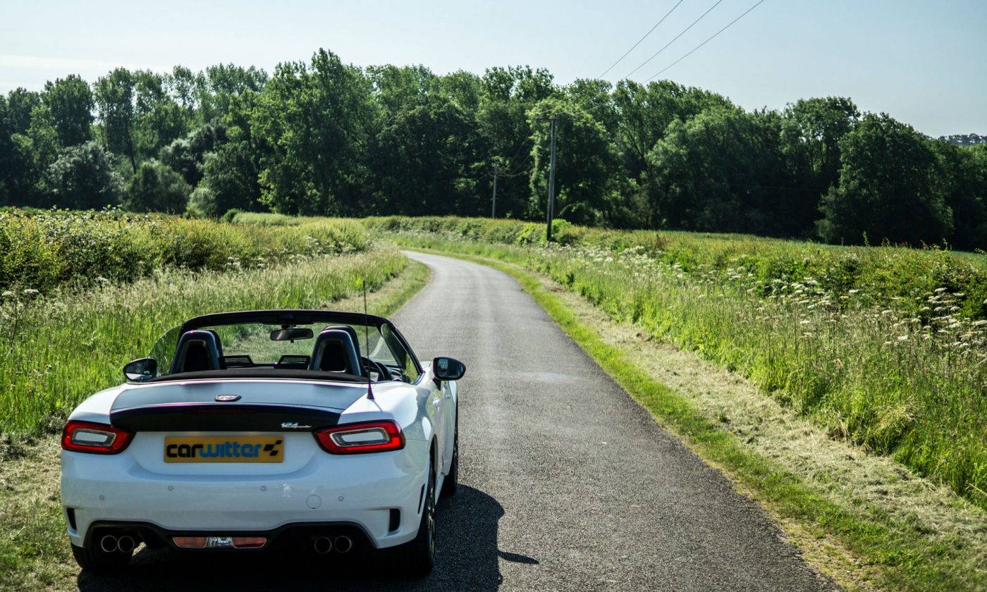 2017 Abarth 124 Spider Review Road Ahead carwitter 1400x840 - Travelling around Europe this summer? Take the scenic route… - Travelling around Europe this summer? Take the scenic route…