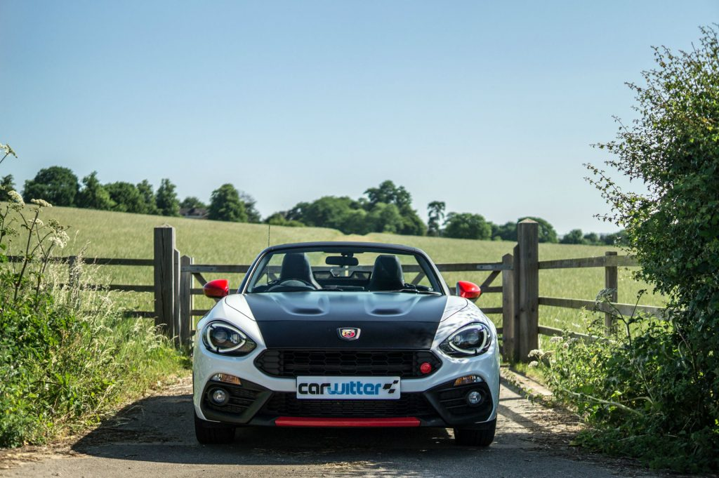 2017 Abarth 124 Spider Review Summer Front carwitter 1024x681 - 2017 Abarth 124 Spider Auto Review - 2017 Abarth 124 Spider Auto Review