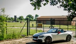 2017 Abarth 124 Spider Review Summer Scene carwitter 260x150 - Make Your Car Safe For Summer - Make Your Car Safe For Summer