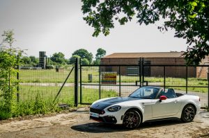 2017 Abarth 124 Spider Review Summer Scene carwitter 300x199 - Make Your Car Safe For Summer - Make Your Car Safe For Summer