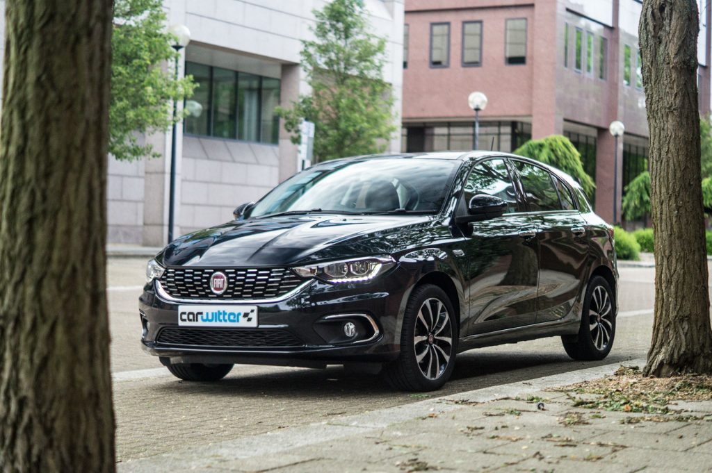 Fiat Tipo Review Scene Low carwitter 1024x681 - Fiat Tipo Hatchback Review - Fiat Tipo Hatchback Review