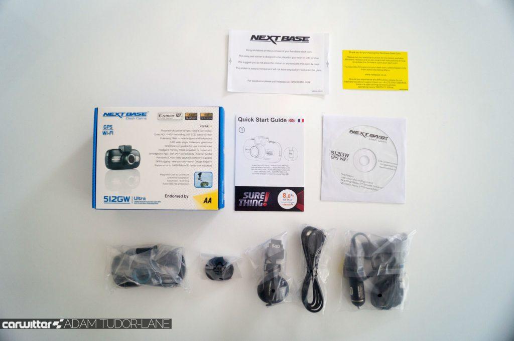 Nextbase 512GW Review 01 carwitter 1024x681 - Nextbase 512GW Dash Cam Review - Nextbase 512GW Dash Cam Review