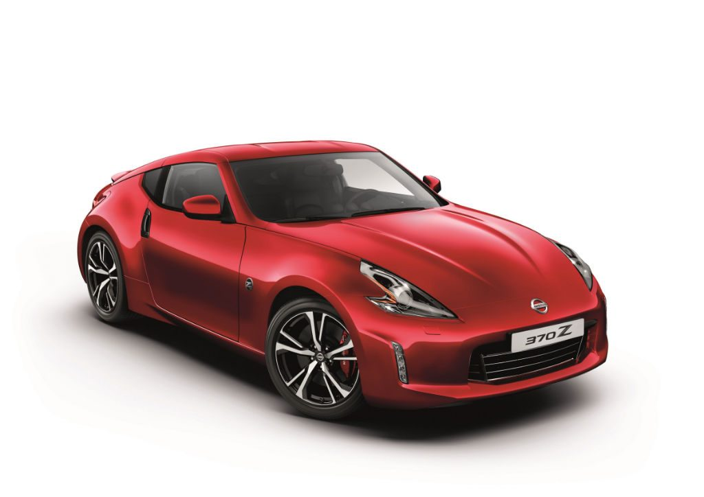 Nissan 370Z 2018 Front 2 1024x724 - Nissan Give the 370Z a Freshen Up - Nissan Give the 370Z a Freshen Up