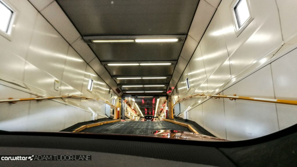 Tesla Eurotunnel 02 carwitter 1024x578 - Taking your Tesla on the Eurotunnel? Read this first! - Taking your Tesla on the Eurotunnel? Read this first!