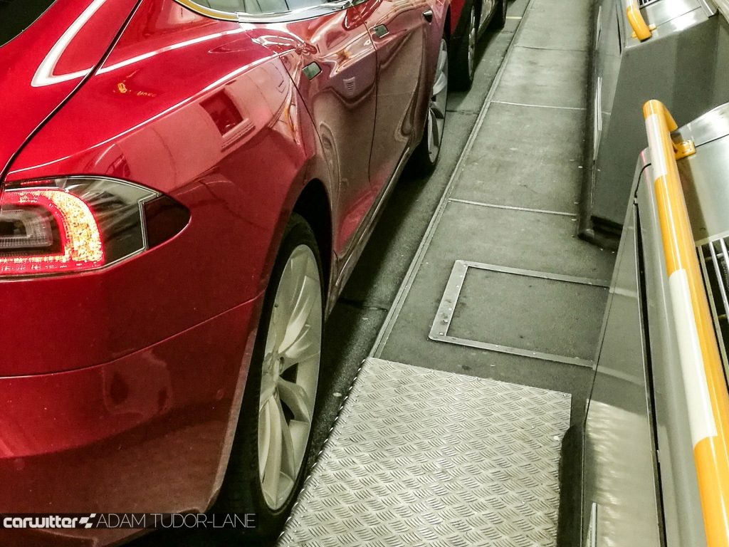 Tesla Eurotunnel 04 carwitter 1024x768 - Taking your Tesla on the Eurotunnel? Read this first! - Taking your Tesla on the Eurotunnel? Read this first!
