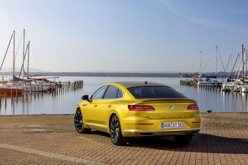 Volkswagen Arteon Back 1024x683 - Volkswagen Arteon Available to Order - Volkswagen Arteon Available to Order