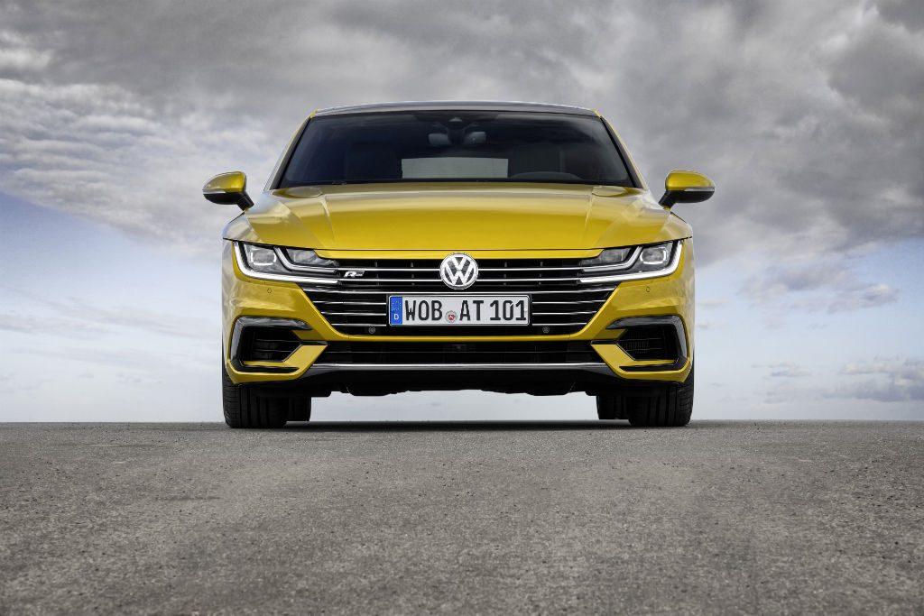 Volkswagen Arteon Front 2 1024x683 - Volkswagen Arteon Available to Order - Volkswagen Arteon Available to Order