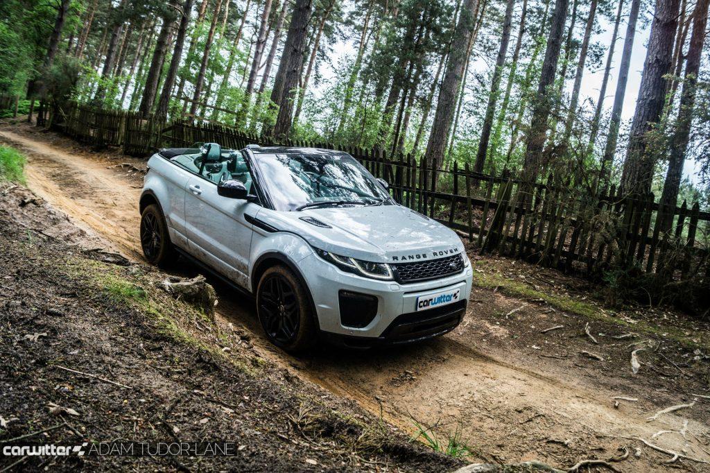 2017 Range Rover Evoque Convertible Review 03 carwitter 1024x682 - Range Rover Evoque Convertible Review - Range Rover Evoque Convertible Review