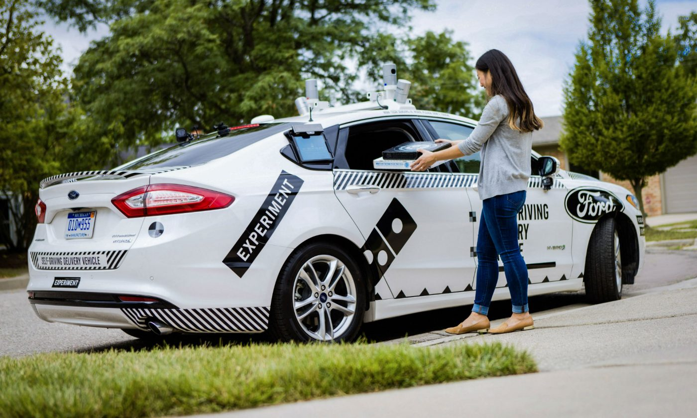 Ford Dominos Pizza Autonomous Car carwitter 1400x840 - Turn Your Vehicle into a Cash Cow - Turn Your Vehicle into a Cash Cow