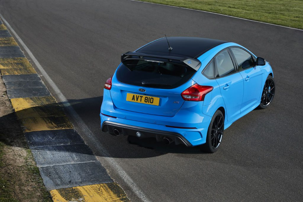 Ford Focus RS Edition Back 1024x683 - Ford Add Focus RS Edition - Ford Add Focus RS Edition