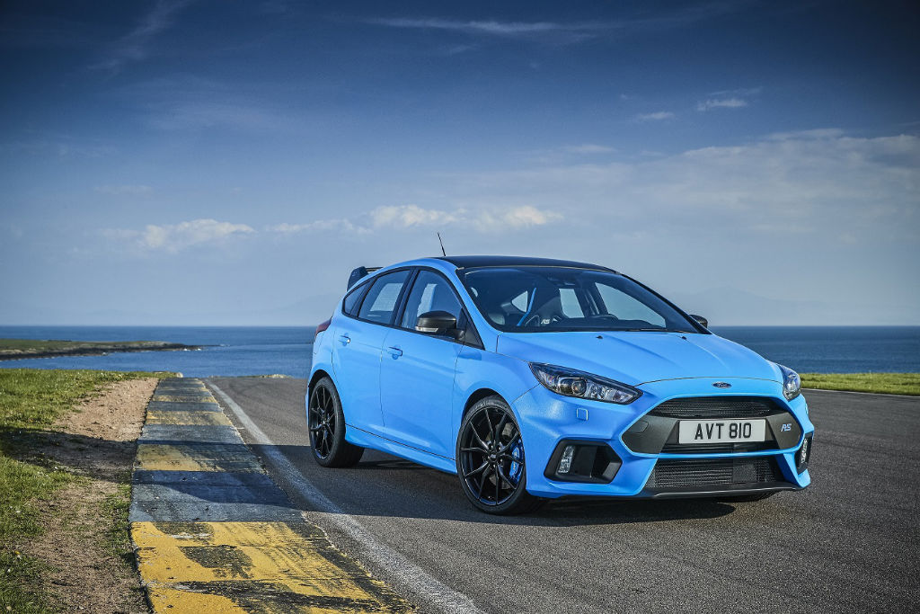 Ford Focus RS Edition Front - Ford Add Focus RS Edition - Ford Add Focus RS Edition