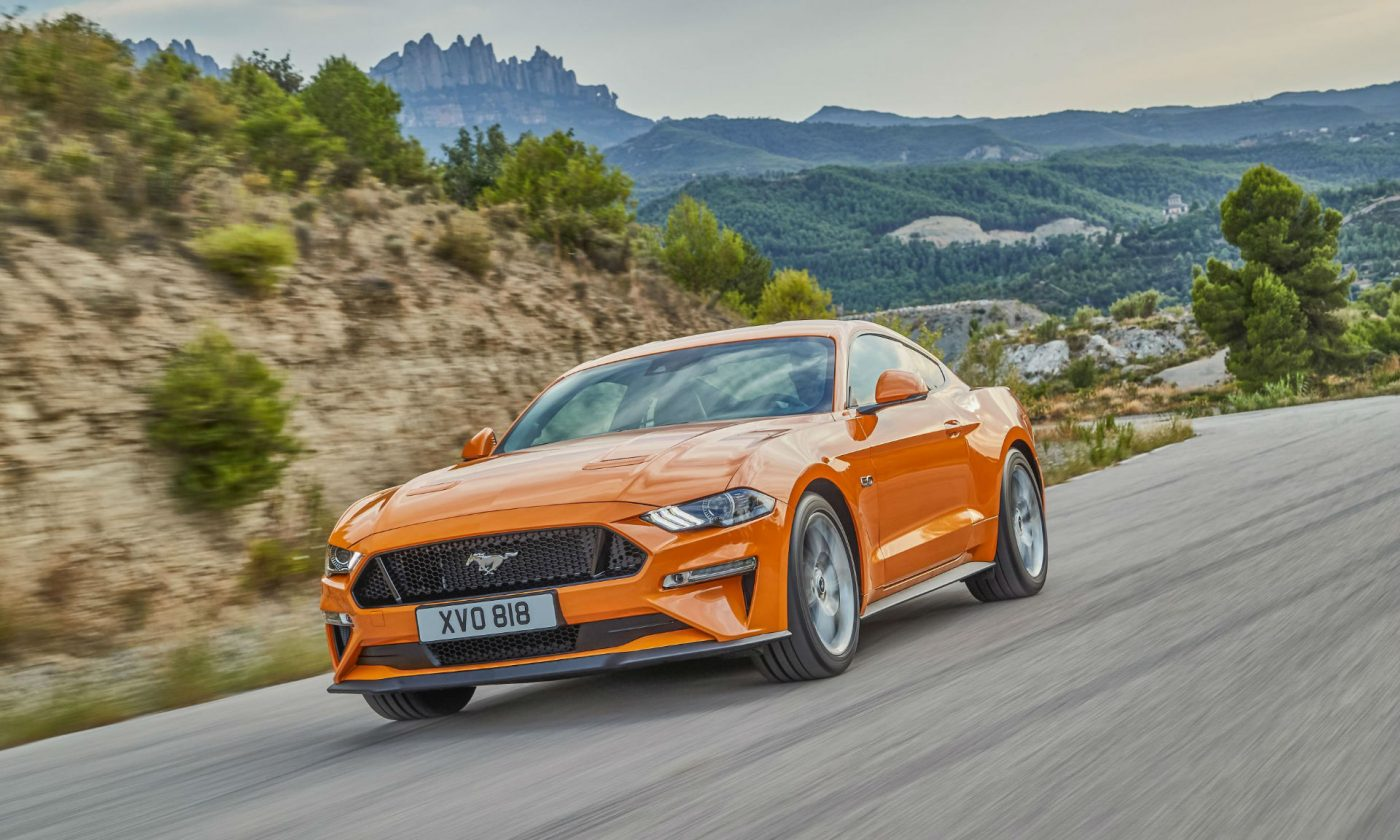 Ford Mustang 2018 Front 1400x840 - Ford Reveal New 2018 Facelift Mustang - Ford Reveal New 2018 Facelift Mustang