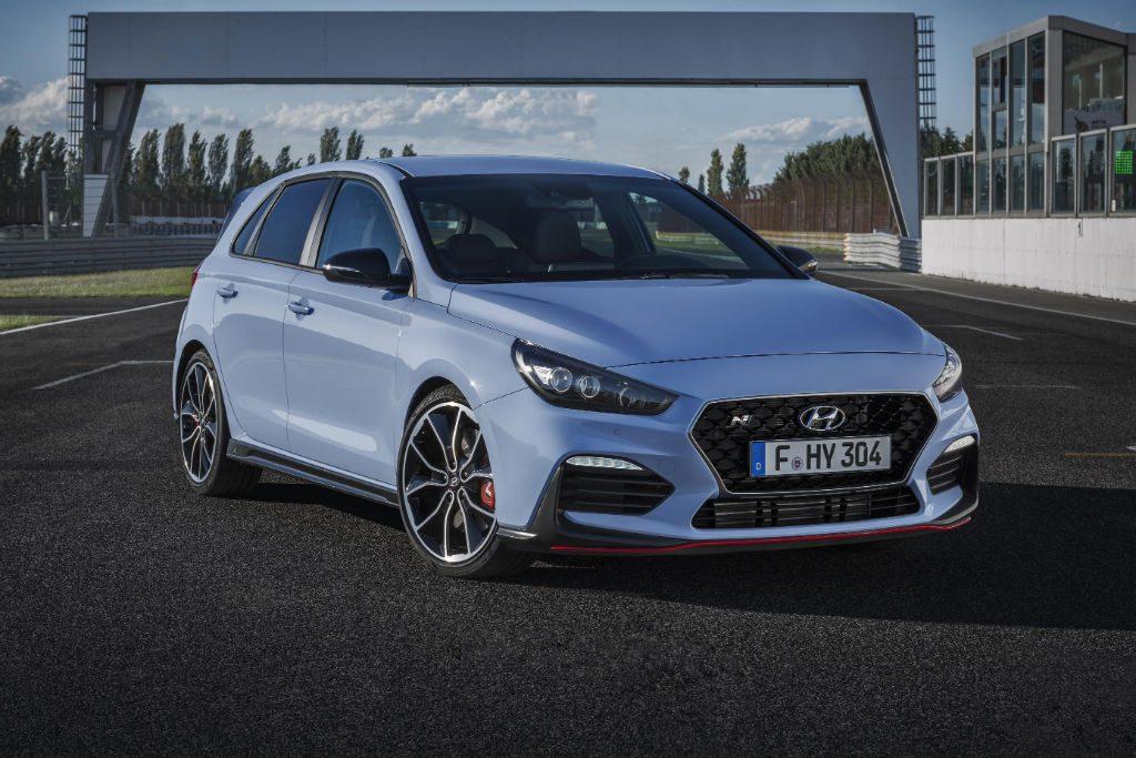Hyundai i30 N Front 2 1024x683 - Hyundai i30 N to Start from £24,995 - Hyundai i30 N to Start from £24,995