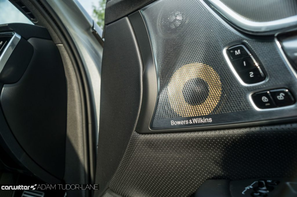 Volvo V90 D5 Power Pulse AWD Review Bowers Wilkins Speaker carwitter 1024x681 - Volvo V90 Power Pulse Review - Volvo V90 Power Pulse Review