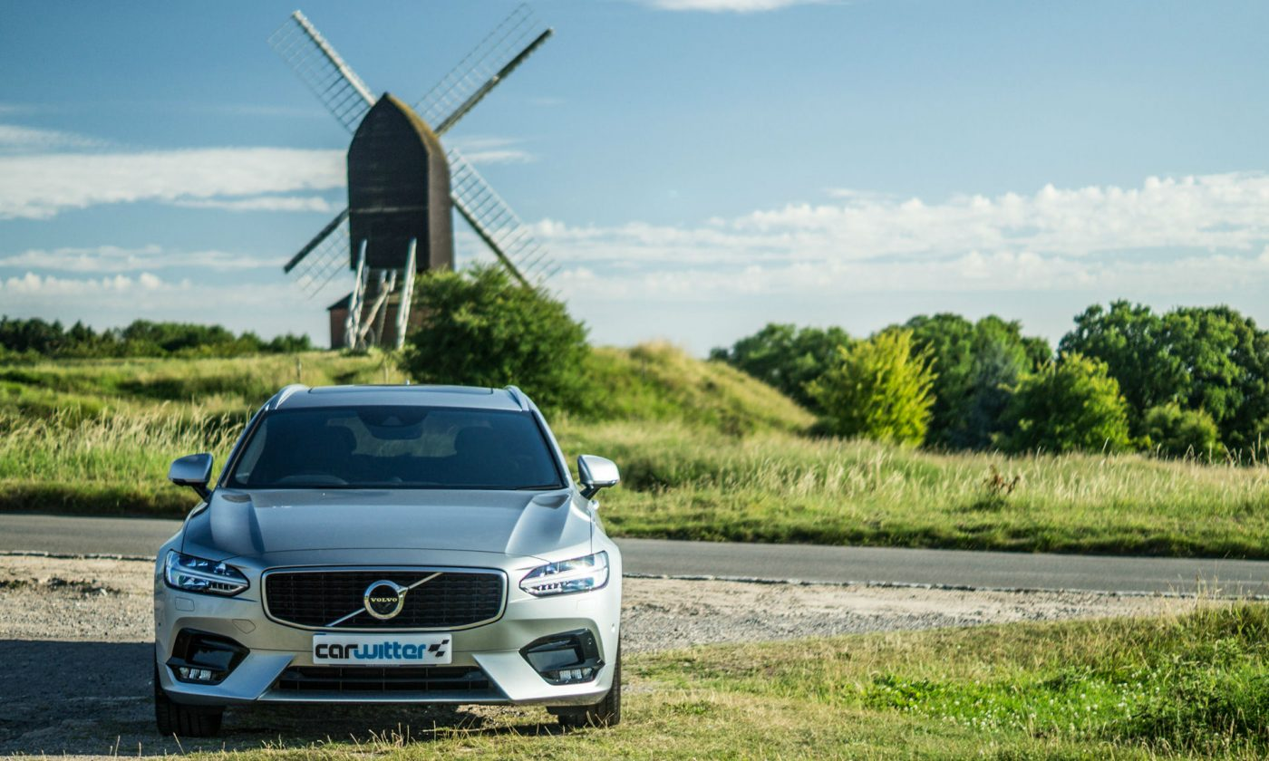 Volvo V90 D5 Power Pulse AWD Review Front Main carwitter 1400x840 - Volvo V90 Power Pulse Review - Volvo V90 Power Pulse Review