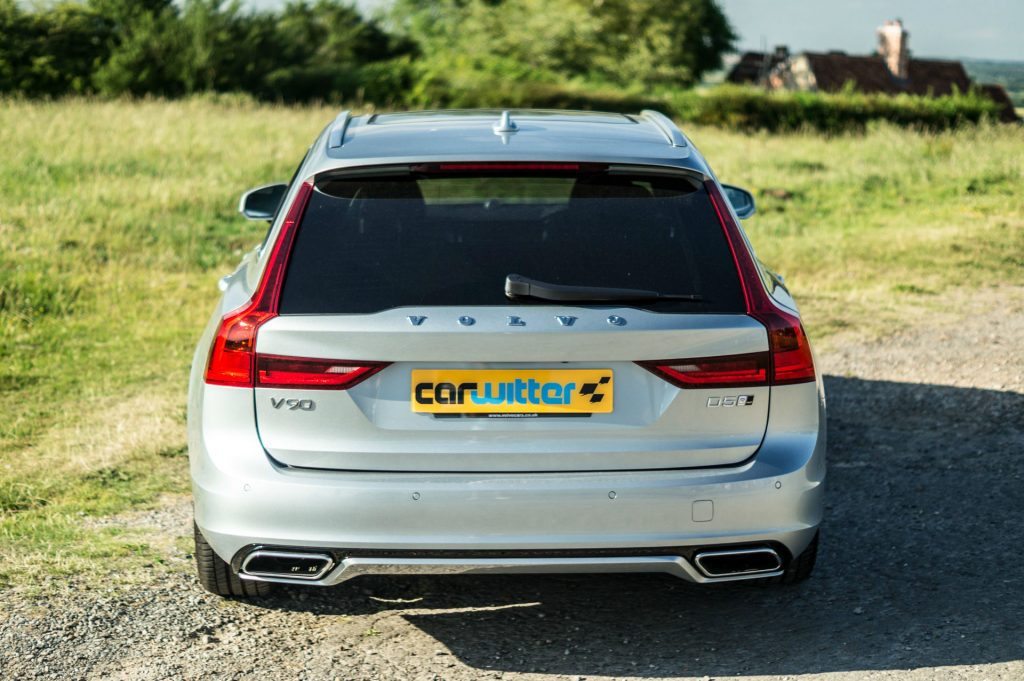 Volvo V90 D5 Power Pulse AWD Review Rear High carwitter 1024x681 - Volvo V90 Power Pulse Review - Volvo V90 Power Pulse Review
