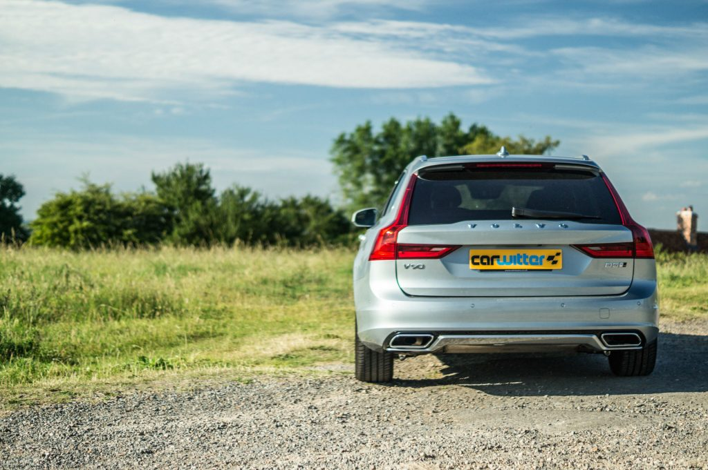Volvo V90 D5 Power Pulse AWD Review Rear Scene carwitter 1024x681 - Volvo V90 Power Pulse Review - Volvo V90 Power Pulse Review