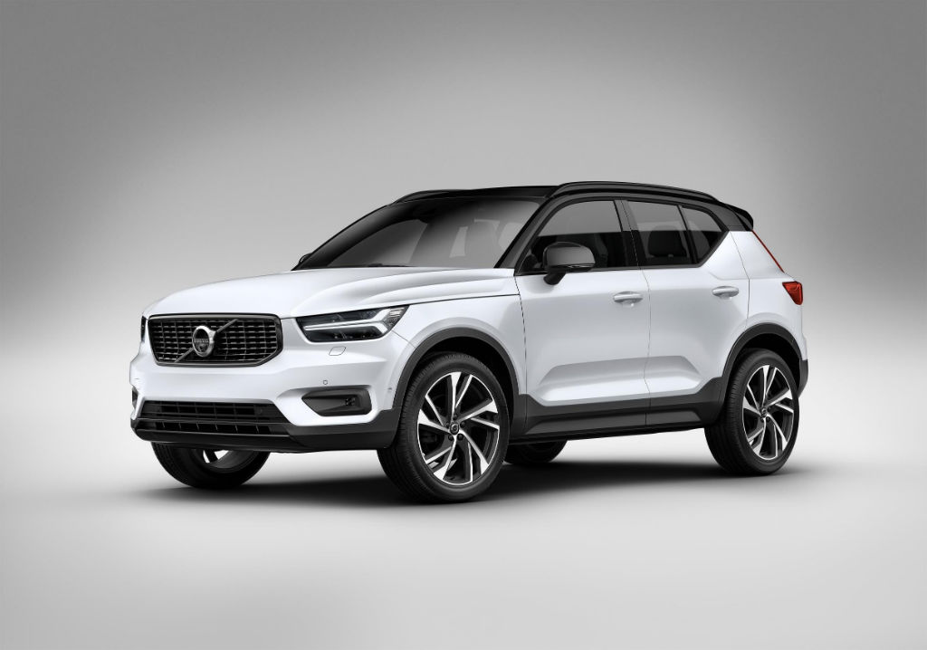 Volvo XC40 Front - Volvo Reveal Pricing and Specs for new XC40 - Volvo Reveal Pricing and Specs for new XC40