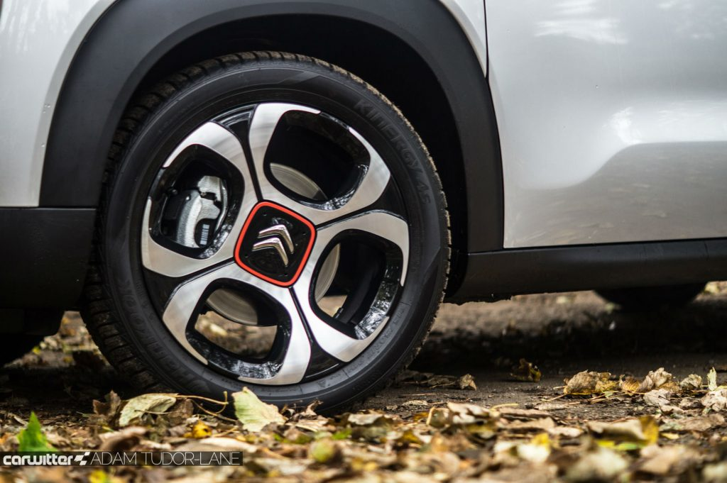 2017 Citroen C3 Aircross SUV Review Alloys carwitter 1024x681 - Citroen C3 Aircross Review - Citroen C3 Aircross Review