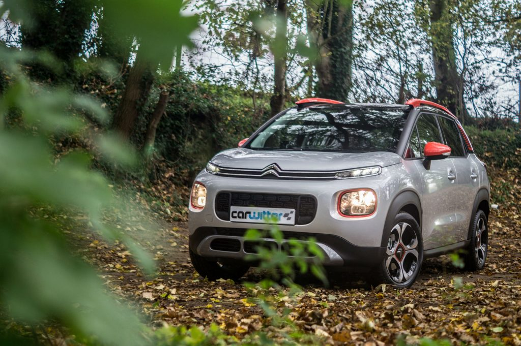 2017 Citroen C3 Aircross SUV Review Front Angle Scene carwitter 1024x681 - Citroen C3 Aircross Review - Citroen C3 Aircross Review