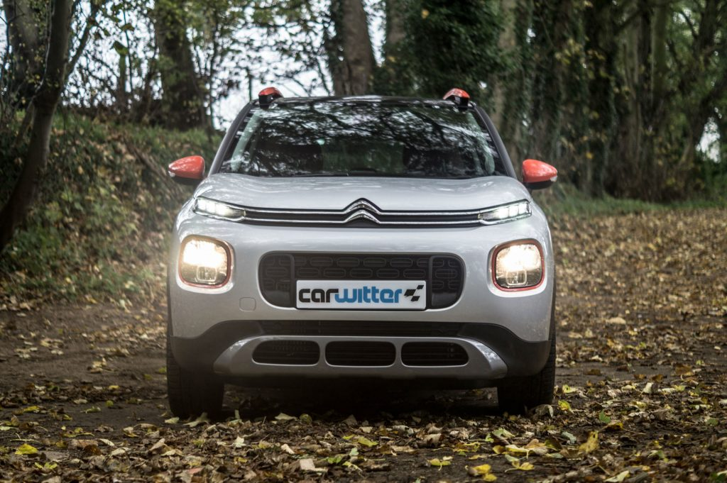 2017 Citroen C3 Aircross SUV Review Front Lights carwitter 1024x681 - Citroen C3 Aircross Review - Citroen C3 Aircross Review