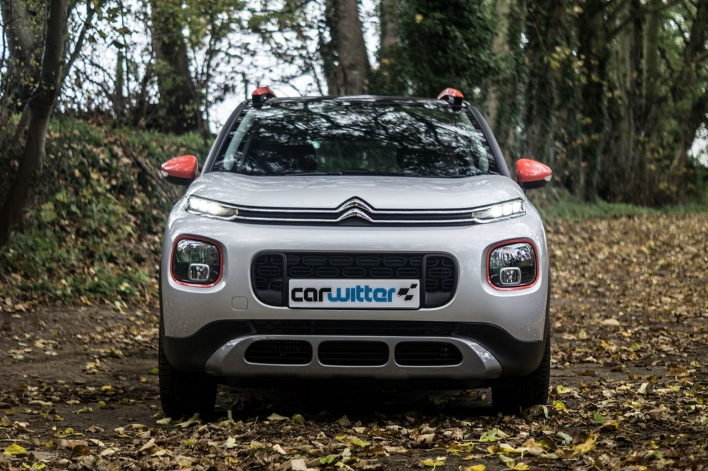 2017 Citroen C3 Aircross SUV Review Front carwitter 1024x681 - Citroen C3 Aircross Review - Citroen C3 Aircross Review