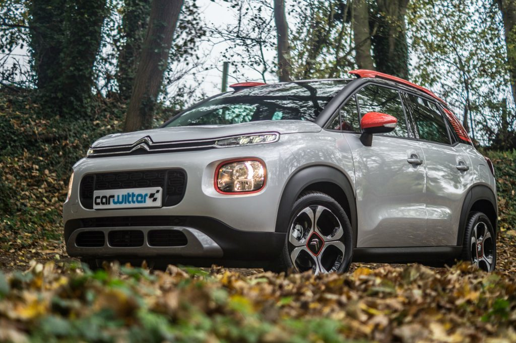 2017 Citroen C3 Aircross SUV Review Low carwitter 1024x681 - Citroen C3 Aircross Review - Citroen C3 Aircross Review