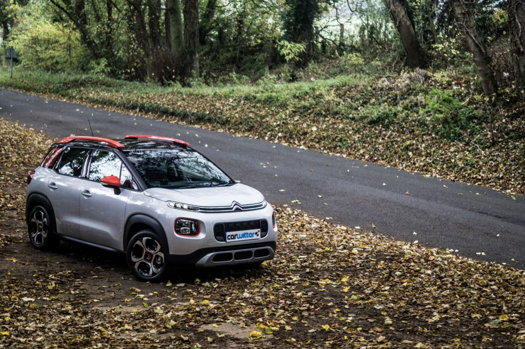 2017 Citroen C3 Aircross SUV Review Scene carwitter 1024x681 - When Is The Right Time To Upgrade Your Family Car? - When Is The Right Time To Upgrade Your Family Car?