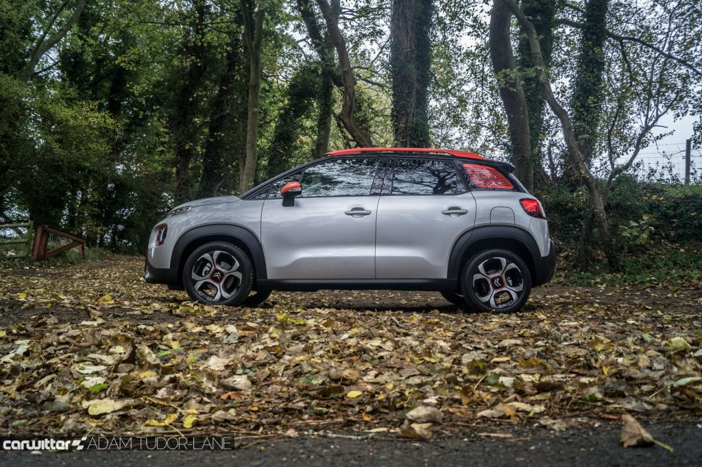 2017 Citroen C3 Aircross SUV Review Side carwitter 1024x681 - Citroen C3 Aircross Review - Citroen C3 Aircross Review