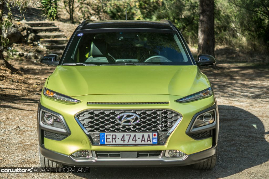 2017 Hyundai Kona SUV Review Front High carwitter 1024x681 - Hyundai Kona Review - Hyundai Kona Review
