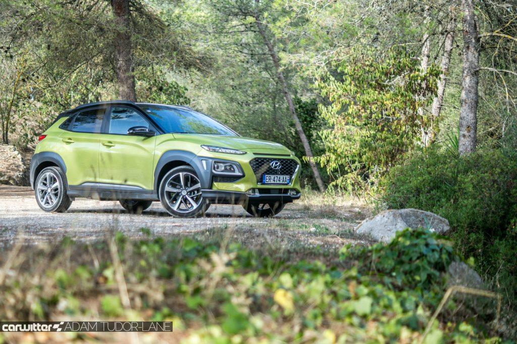 2017 Hyundai Kona SUV Review Main carwitter 1024x681 - Hyundai Kona Review - Hyundai Kona Review