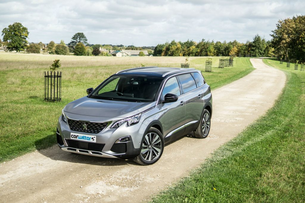 2017 Peugeot 5008 SUV Review High Scene carwitter 1024x681 - New Peugeot 5008 SUV Review - New Peugeot 5008 SUV Review