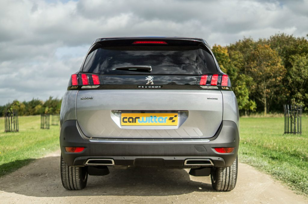 2017 Peugeot 5008 SUV Review Rear Close carwitter 1024x681 - New Peugeot 5008 SUV Review - New Peugeot 5008 SUV Review