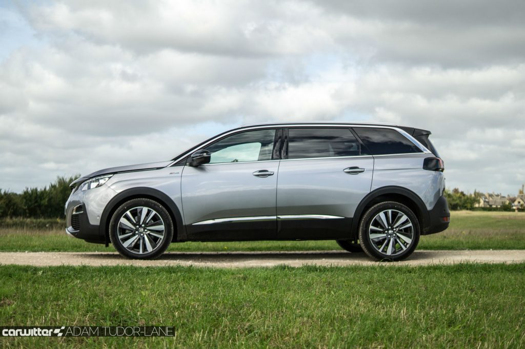 2017 Peugeot 5008 SUV Review Side carwitter 1024x681 - New Peugeot 5008 SUV Review - New Peugeot 5008 SUV Review
