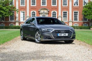 2018 Audi A8 Front 300x200 - Details Released for 2018 Audi A8 - Details Released for 2018 Audi A8