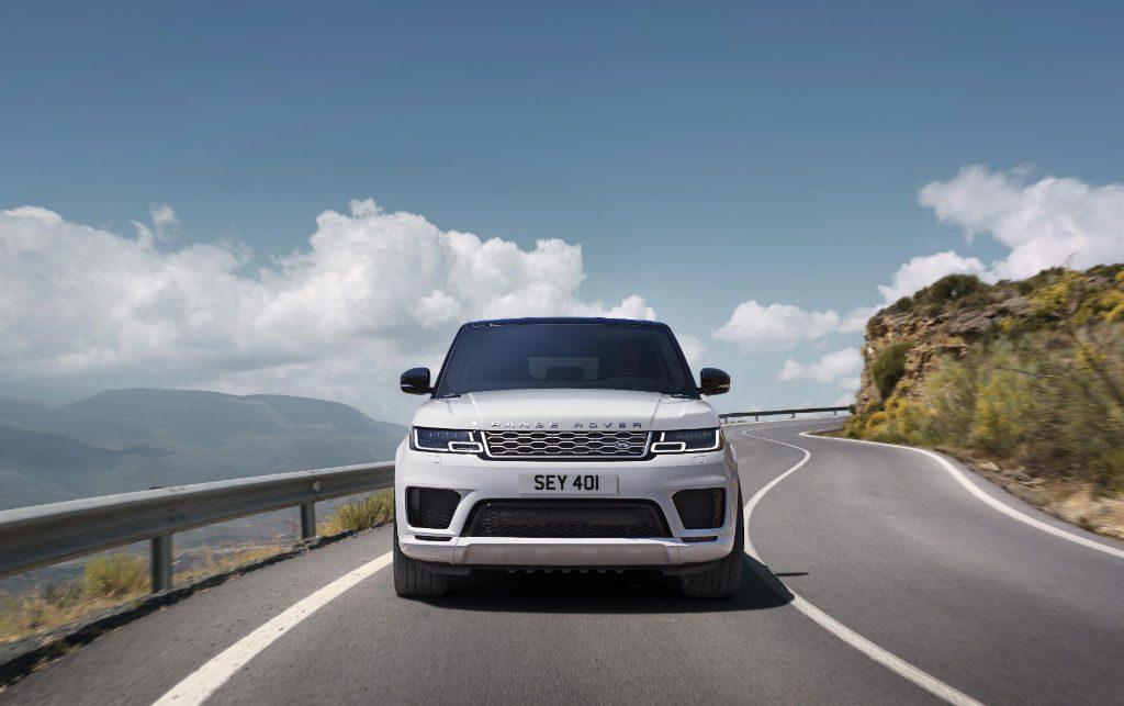 Land Rover 2018 Range Rover Sport Front 2 1024x643 - 2018 Range Rover Sport is Land Rover's first ever plug-in hybrid - 2018 Range Rover Sport is Land Rover's first ever plug-in hybrid
