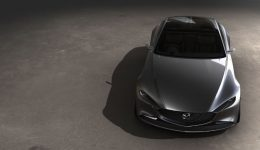 Mazda Vision Coupe Above 260x150 - Mazda Preview Kai and Vision Coupe Concepts at Tokyo Motor Show - Mazda Preview Kai and Vision Coupe Concepts at Tokyo Motor Show