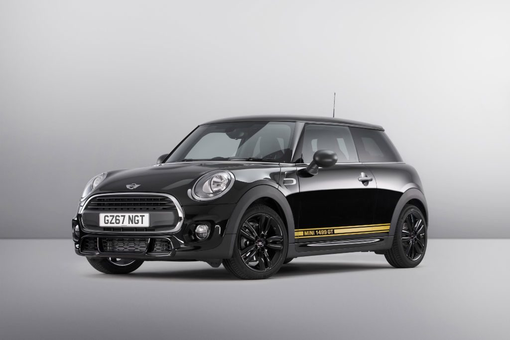 Mini 1499 GT Front 1024x683 - Mini Launch 1499 GT Special Edition - Mini Launch 1499 GT Special Edition