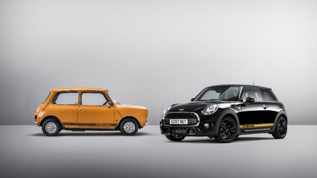 Mini 1499 GT and 1275 GT - Mini Launch 1499 GT Special Edition - Mini Launch 1499 GT Special Edition