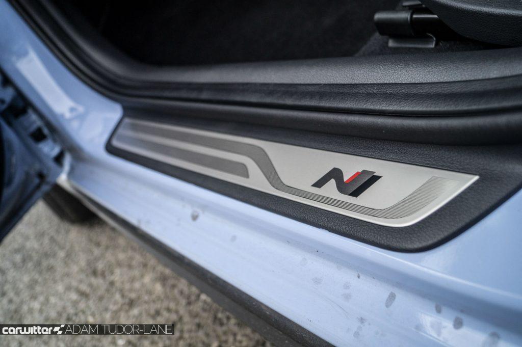 2018 Hyundai i30N Performance Pack Review Door Protector carwitter 1024x681 - Hyundai i30N Performance Pack Review - Hyundai i30N Performance Pack Review