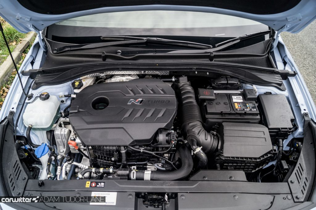 2018 Hyundai i30N Performance Pack Review Engine Bay carwitter 1024x681 - Car Maintenance Tips For Every Vehicle - Car Maintenance Tips For Every Vehicle