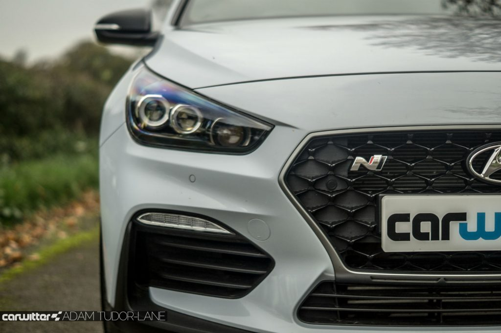 2018 Hyundai i30N Performance Pack Review Front Detail carwitter 1024x681 - Hyundai i30N Performance Pack Review - Hyundai i30N Performance Pack Review