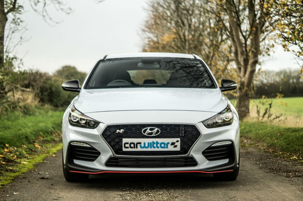 2018 Hyundai i30N Performance Pack Review Front carwitter 1024x681 - Hyundai i30N Performance Pack Review - Hyundai i30N Performance Pack Review